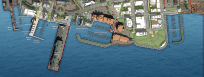 Port of Summerside Development plans